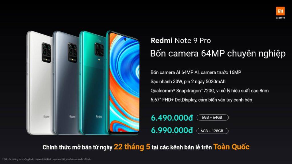 Xiaomi ra mắt bộ đôi Redmi Note 9 và Redmi Note 9 Pro - 05