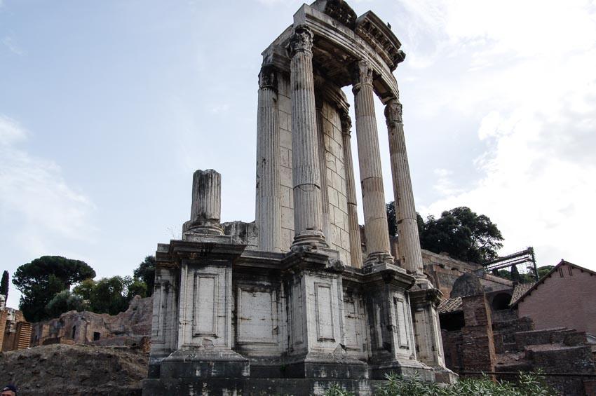 Vestal Virgin: những trinh nữ quyền lực nhất La Mã cổ đại -2
