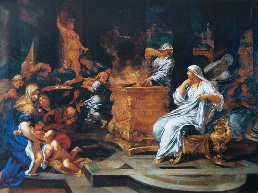 Vestal Virgin: những trinh nữ quyền lực nhất La Mã cổ đại -4