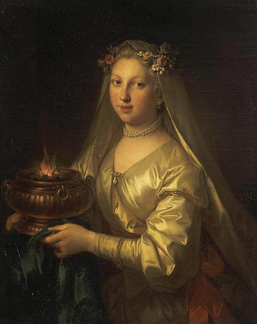 Vestal Virgin: những trinh nữ quyền lực nhất La Mã cổ đại -7