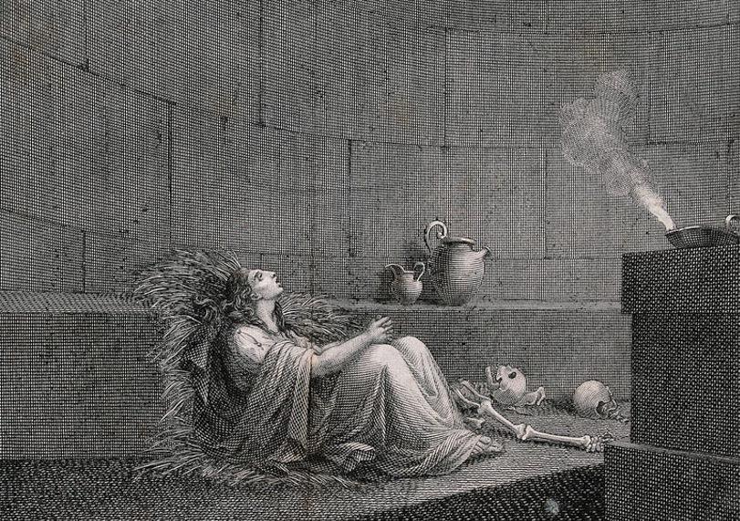 Vestal Virgin: những trinh nữ quyền lực nhất La Mã cổ đại -8