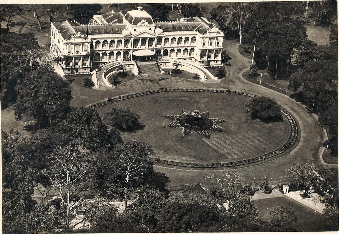 Bộ ảnh phục chế Sài Gòn 100 năm trước gây sốt vì màu xanh cây cối -6