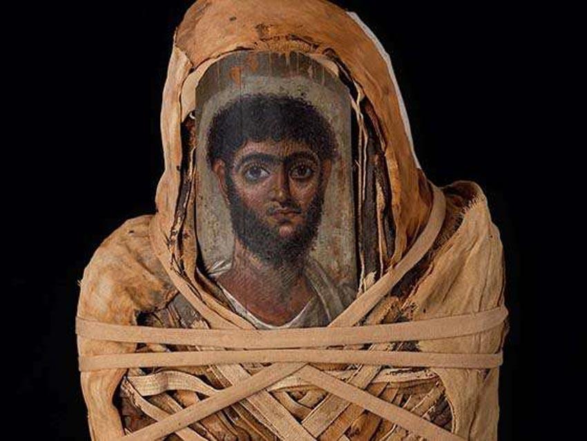 Giải mã bí ẩn chân dung xác ướp Ai Cập cổ -2