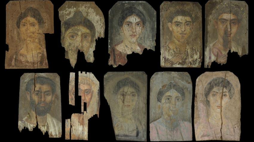 Giải mã bí ẩn chân dung xác ướp Ai Cập cổ -3