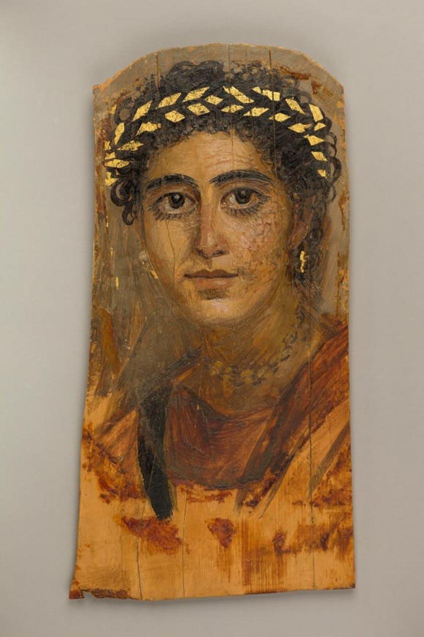 Giải mã bí ẩn chân dung xác ướp Ai Cập cổ -4