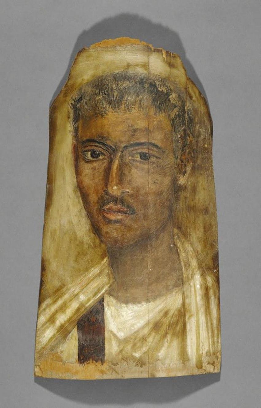 Giải mã bí ẩn chân dung xác ướp Ai Cập cổ -5