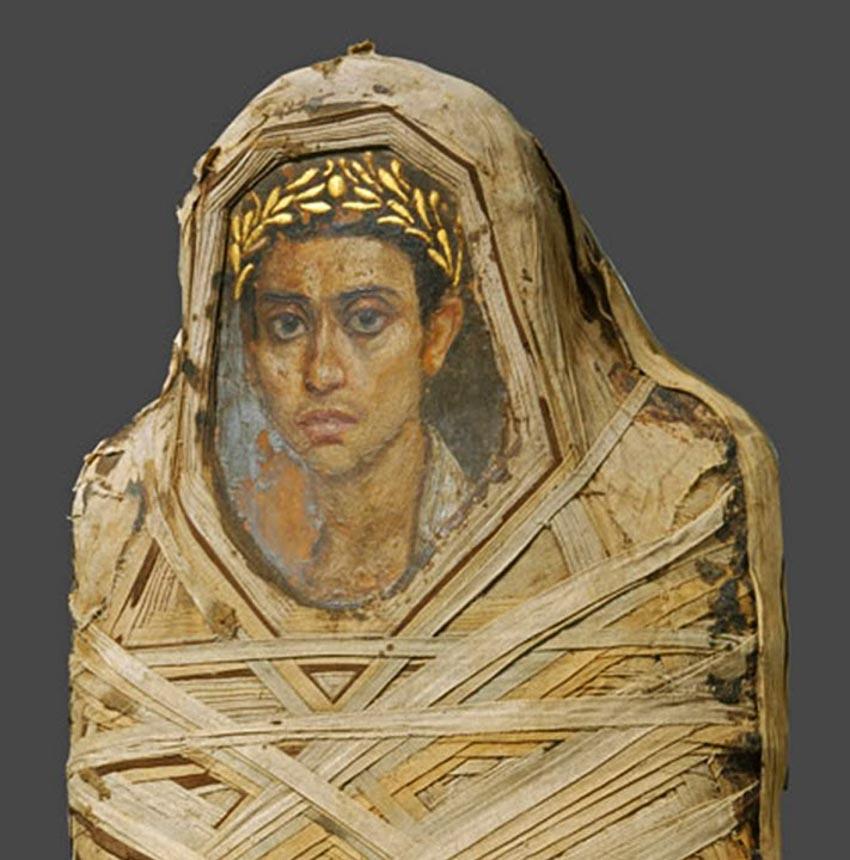 Giải mã bí ẩn chân dung xác ướp Ai Cập cổ -7