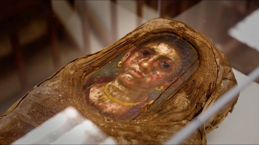 Giải mã bí ẩn chân dung xác ướp Ai Cập cổ -8