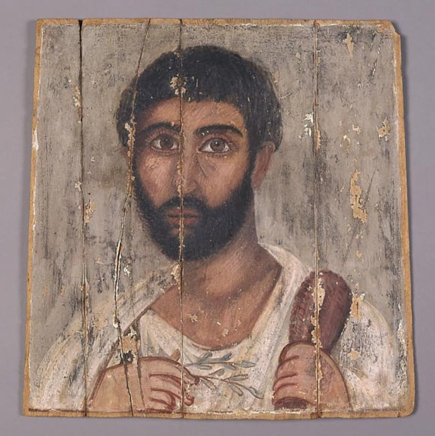 Giải mã bí ẩn chân dung xác ướp Ai Cập cổ -9