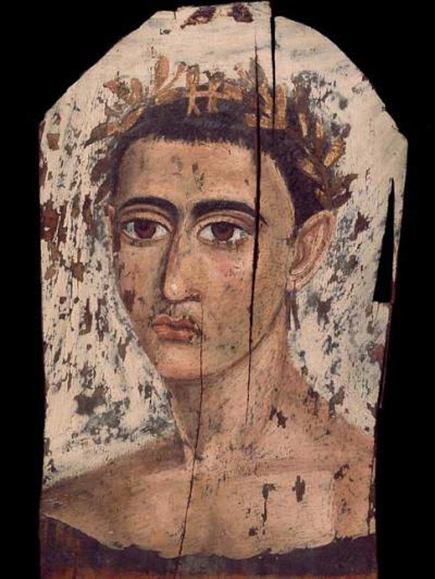 Giải mã bí ẩn chân dung xác ướp Ai Cập cổ -11