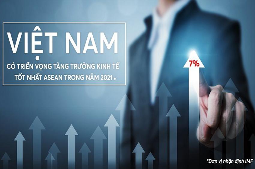Các tổ chức quốc tế đều có cái nhìn lạc quan về khả năng phục hồi của kinh tế Việt Nam.