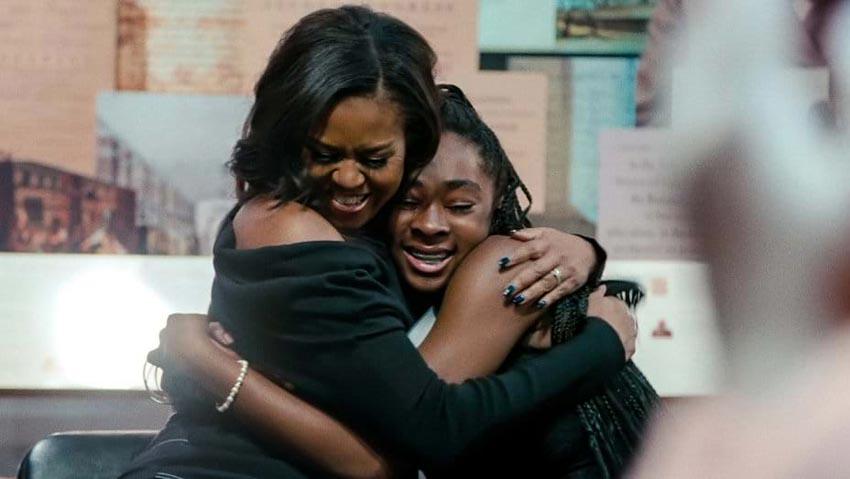 Netflix ra mắt phim tài liệu mới về cuộc đời bà Michelle Obama -1
