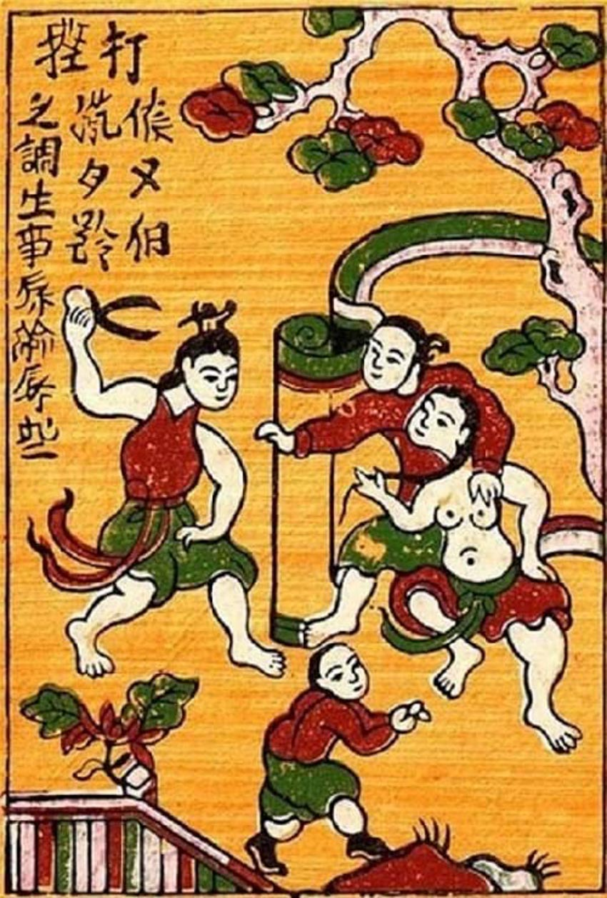 Nguyễn Trương Quý: Nhất tâm nhị tình -2