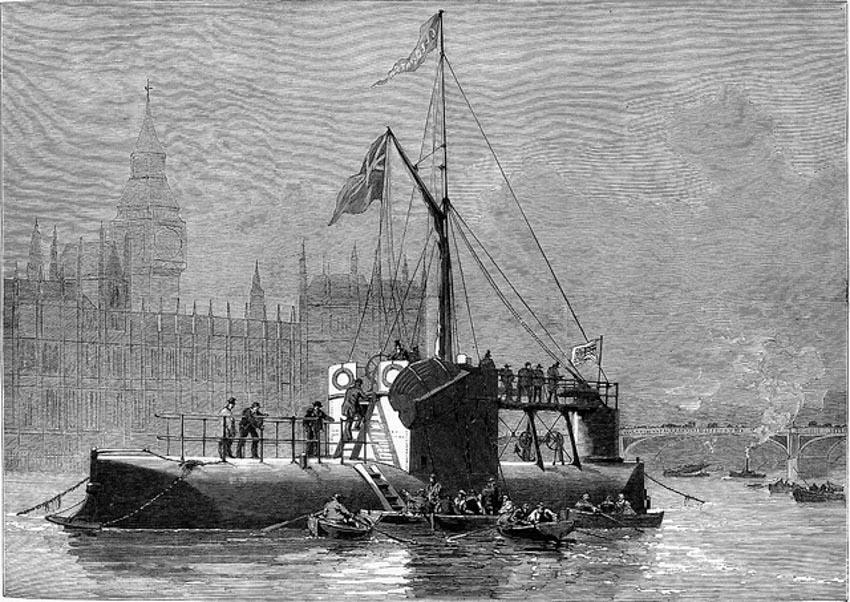 Những hàng hóa lớn nhất từng được vận chuyển bằng đường biển -12