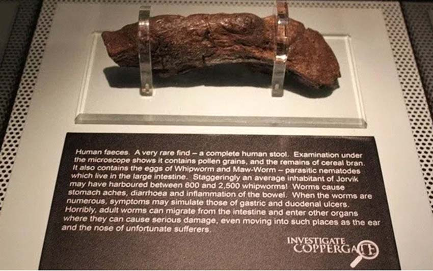 Những khám phá lạ về khảo cổ -1
