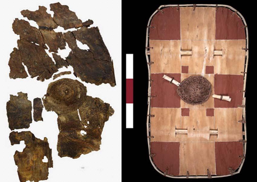 Những khám phá lạ về khảo cổ -2
