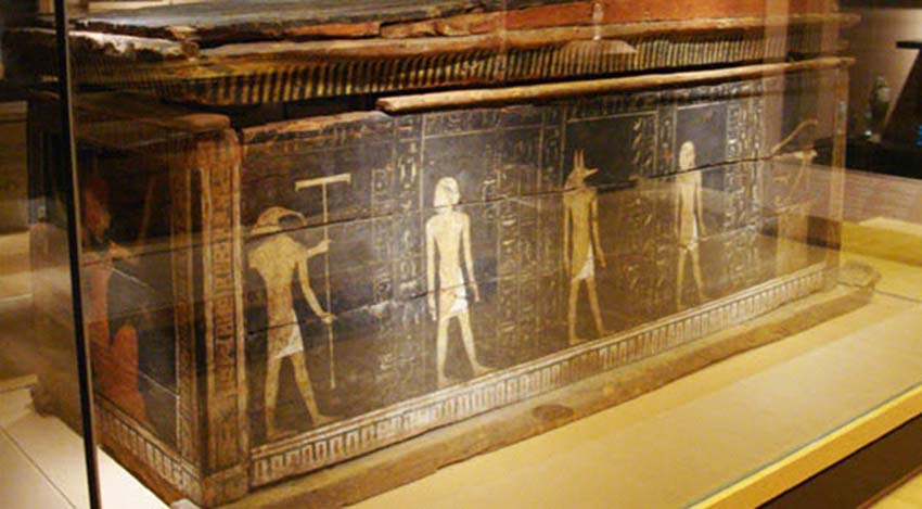 Những khám phá lạ về khảo cổ -4