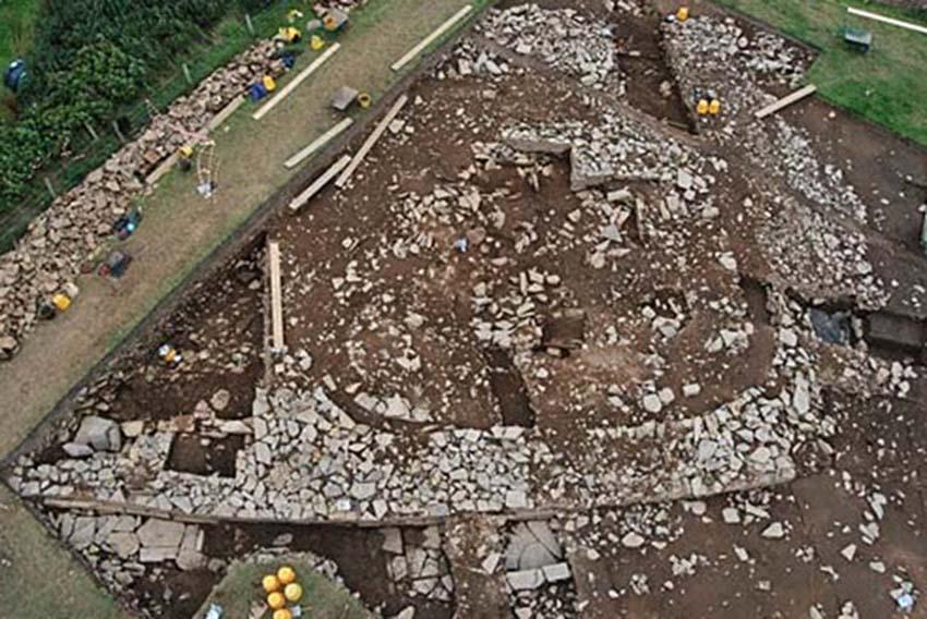 Những khám phá lạ về khảo cổ -7
