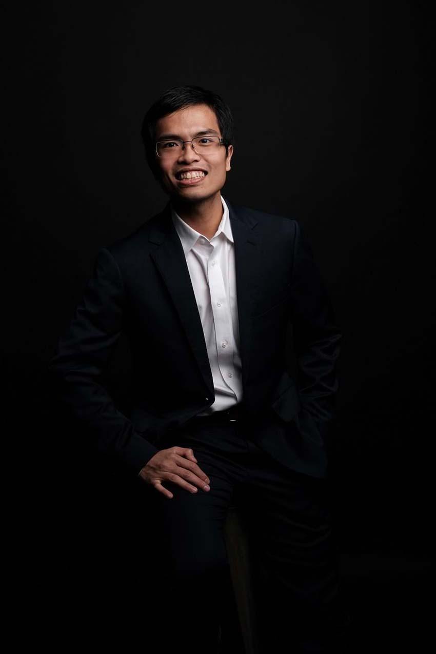 Phạm Hy Hiếu: Chuyên gia huấn luyện mạng neuron ở Google -1