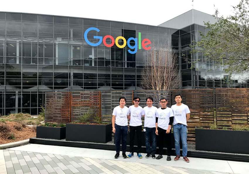 Phạm Hy Hiếu: Chuyên gia huấn luyện mạng neuron ở Google -4