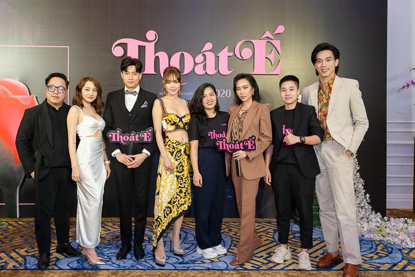 Thoát Ế công bố dàn diễn viên với những gương mặt đình đám - 33