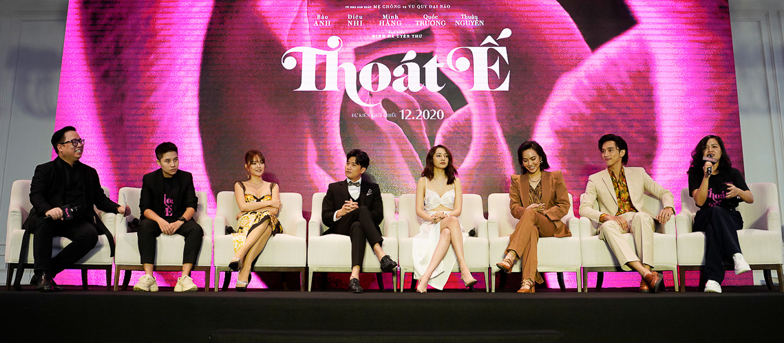 Thoát Ế công bố dàn diễn viên với những gương mặt đình đám - 35
