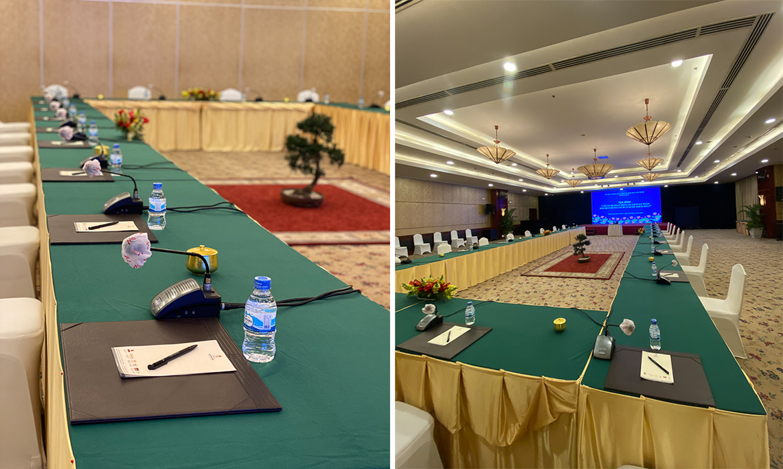 Khách sạn Rex Sài Gòn đầu tiên triển khai phương án Hội nghị trực tuyến - 2