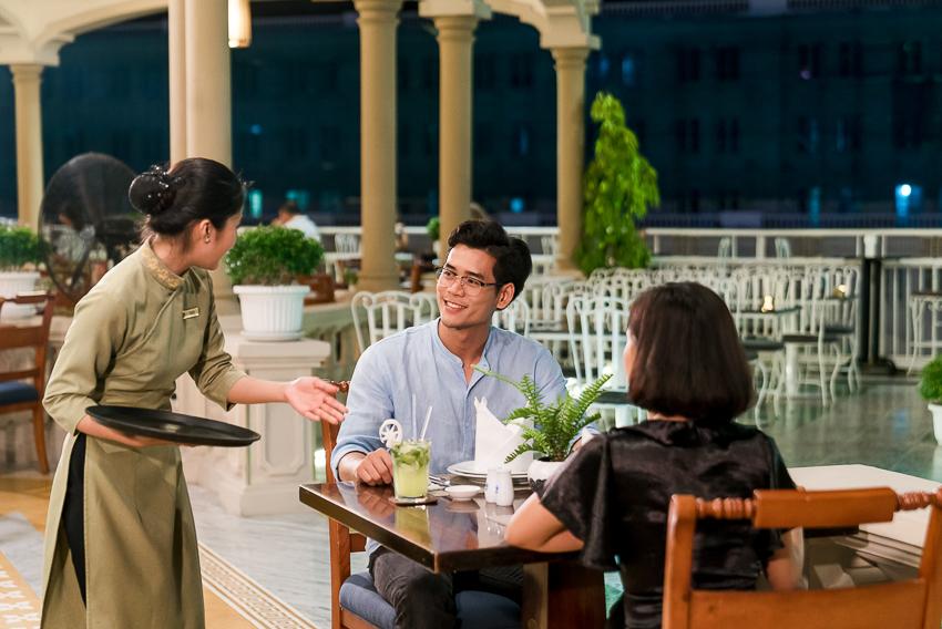 Ưu đãi hàng loạt các dịch vụ cao cấp tại Khách sạn 5 sao Rex Hotel Saigon - 11