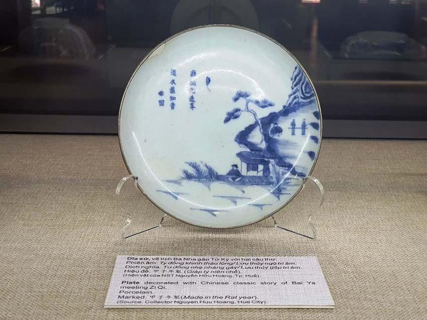 Huế mở triển lãm những hiện vật quý của hoàng đế Gia Long -5