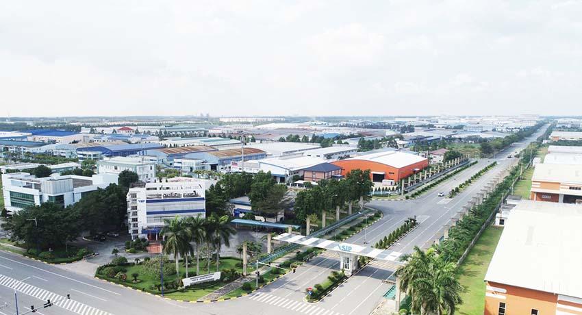 VSIP 3 tạo động lực cho bất động sản Tân Uyên -3