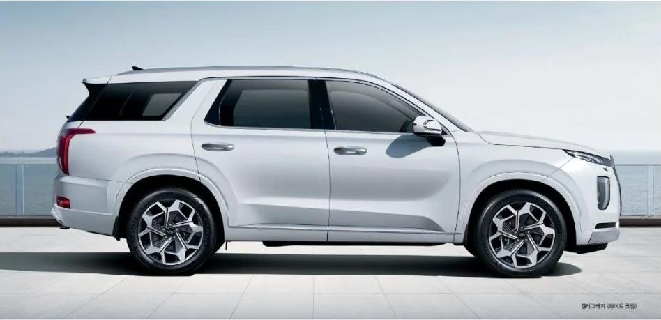 Ra mắt Hyundai Palisade phiên bản Calligraphy cao cấp nhất - 2
