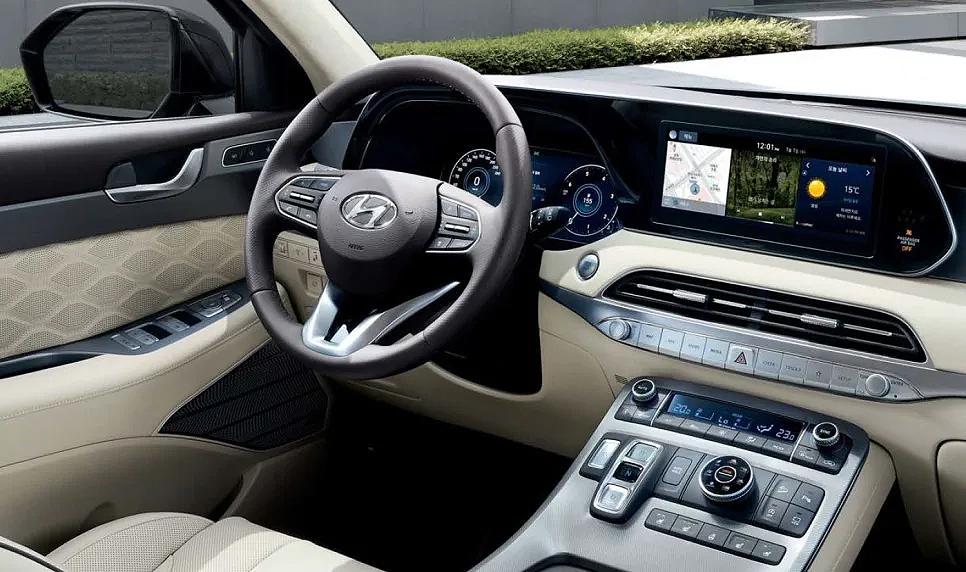 Ra mắt Hyundai Palisade phiên bản Calligraphy cao cấp nhất - 4