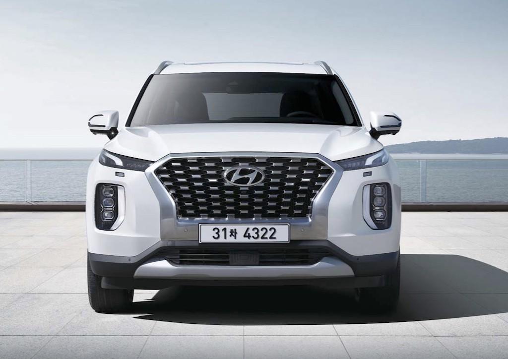 Ra mắt Hyundai Palisade phiên bản Calligraphy cao cấp nhất - 3