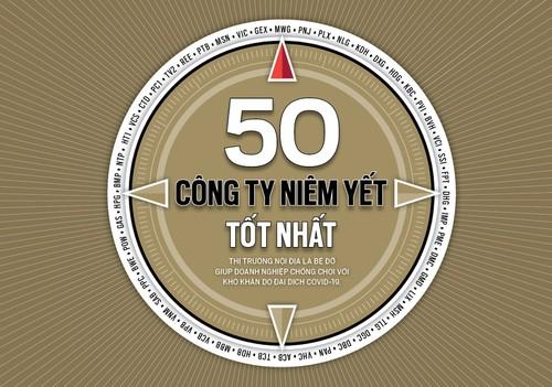 """Forbes Việt Nam công bố """"Danh sách 50 công ty niêm yết tốt nhất năm 2020"""""""