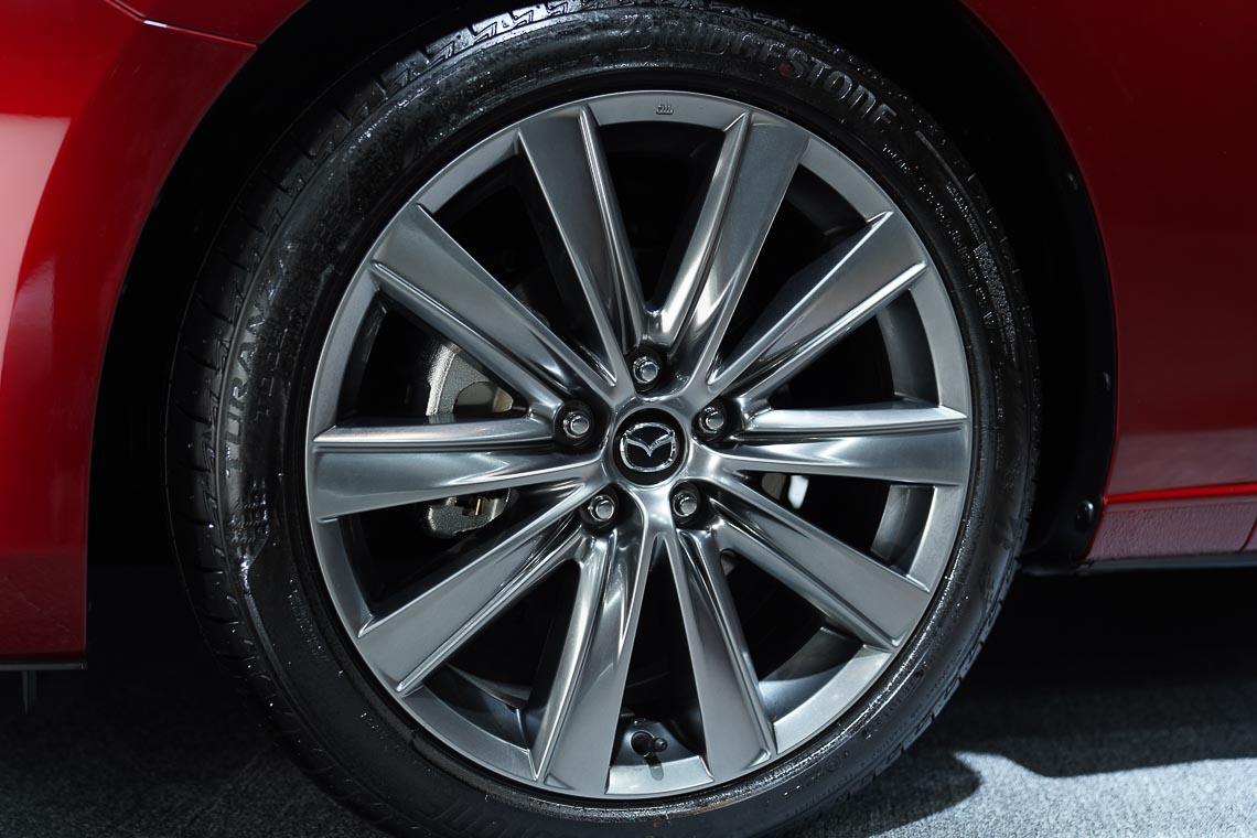 Thaco giới thiệu New Mazda6 mẫu xe sedan thuộc thế hệ – phong cách & lịch lãm - 13