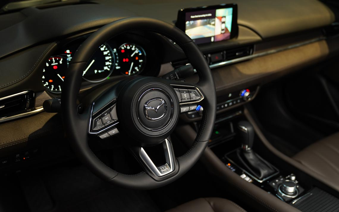 Thaco giới thiệu New Mazda6 mẫu xe sedan thuộc thế hệ – phong cách & lịch lãm - 15