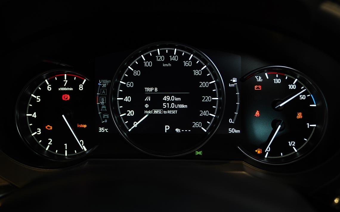 Thaco giới thiệu New Mazda6 mẫu xe sedan thuộc thế hệ – phong cách & lịch lãm - 18