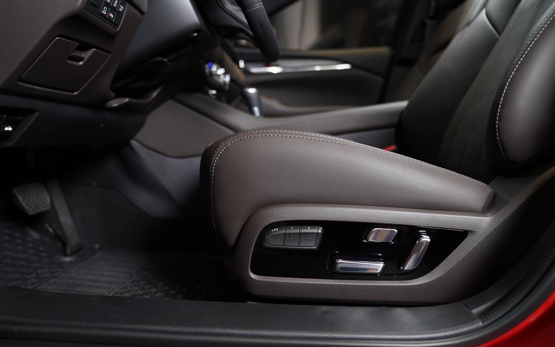 Thaco giới thiệu New Mazda6 mẫu xe sedan thuộc thế hệ – phong cách & lịch lãm - 26