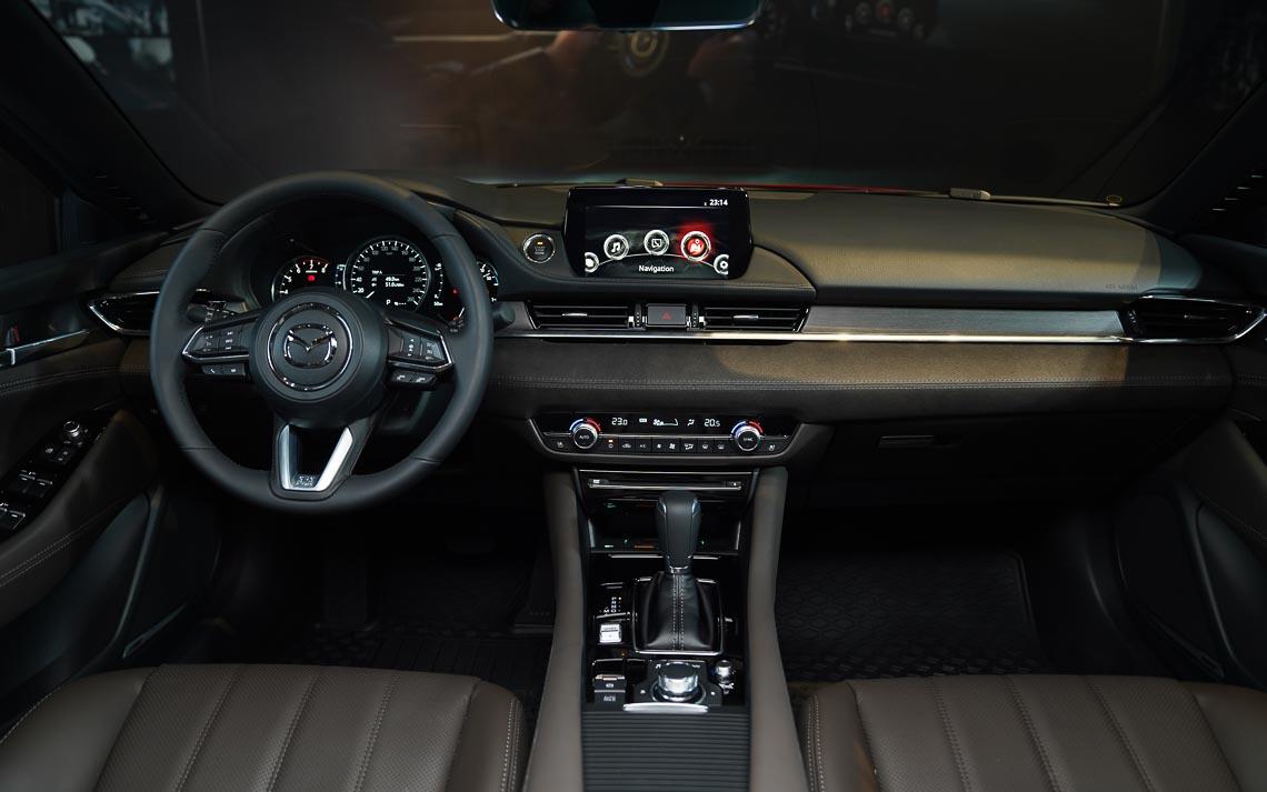 Thaco giới thiệu New Mazda6 mẫu xe sedan thuộc thế hệ – phong cách & lịch lãm- 28