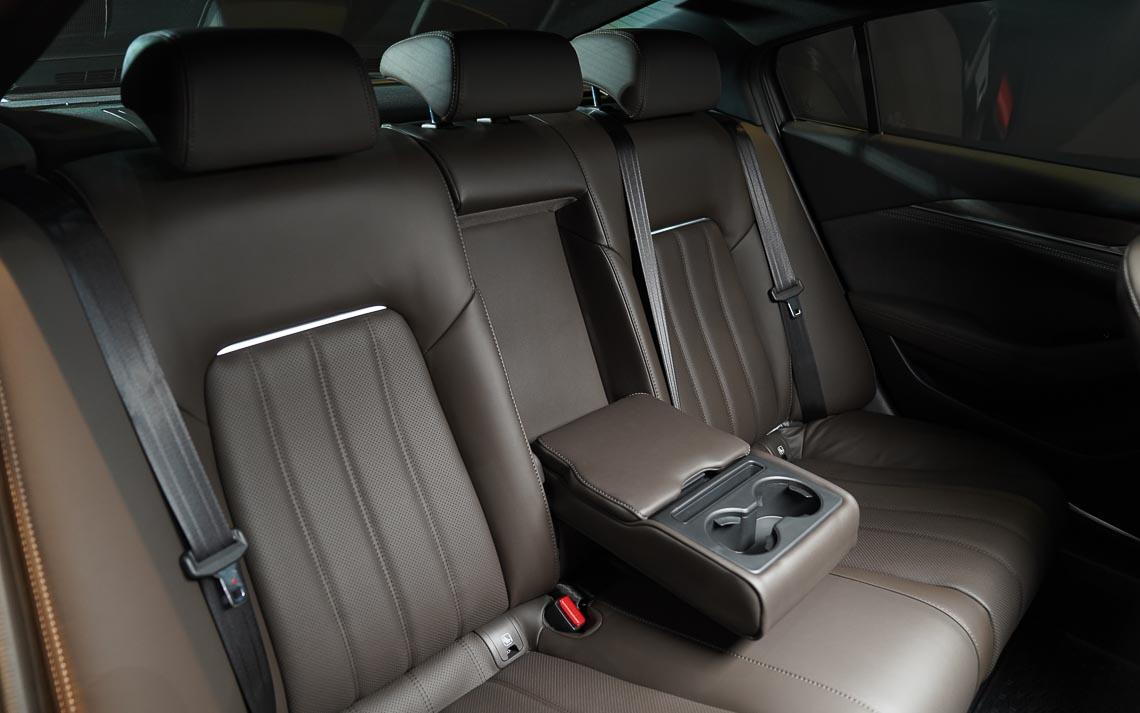 Thaco giới thiệu New Mazda6 mẫu xe sedan thuộc thế hệ – phong cách & lịch lãm-33