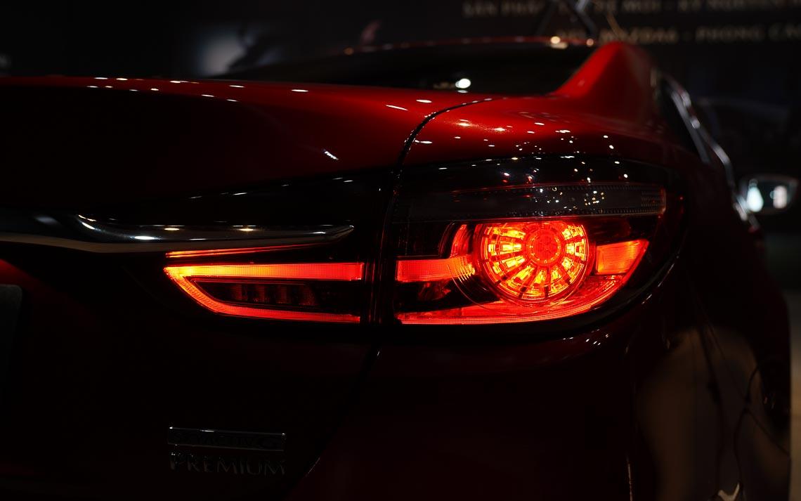 Thaco giới thiệu New Mazda6 mẫu xe sedan thuộc thế hệ – phong cách & lịch lãm-34
