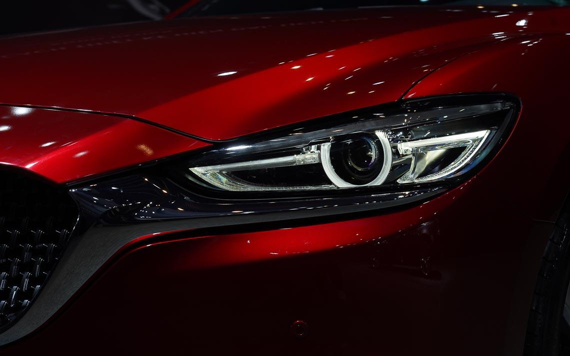 Thaco giới thiệu New Mazda6 mẫu xe sedan thuộc thế hệ – phong cách & lịch lãm - 3