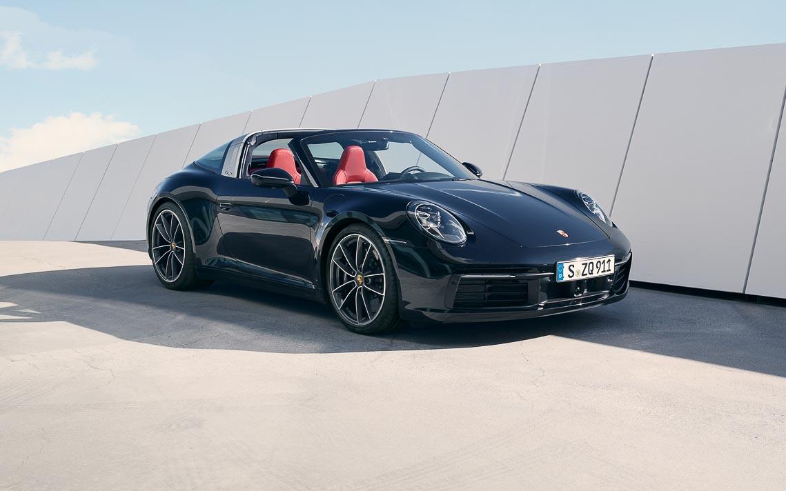 Porsche 911 Targa mới - Biểu tượng phong cách của dòng xe 911 bước vào thế hệ thứ 8 - 10