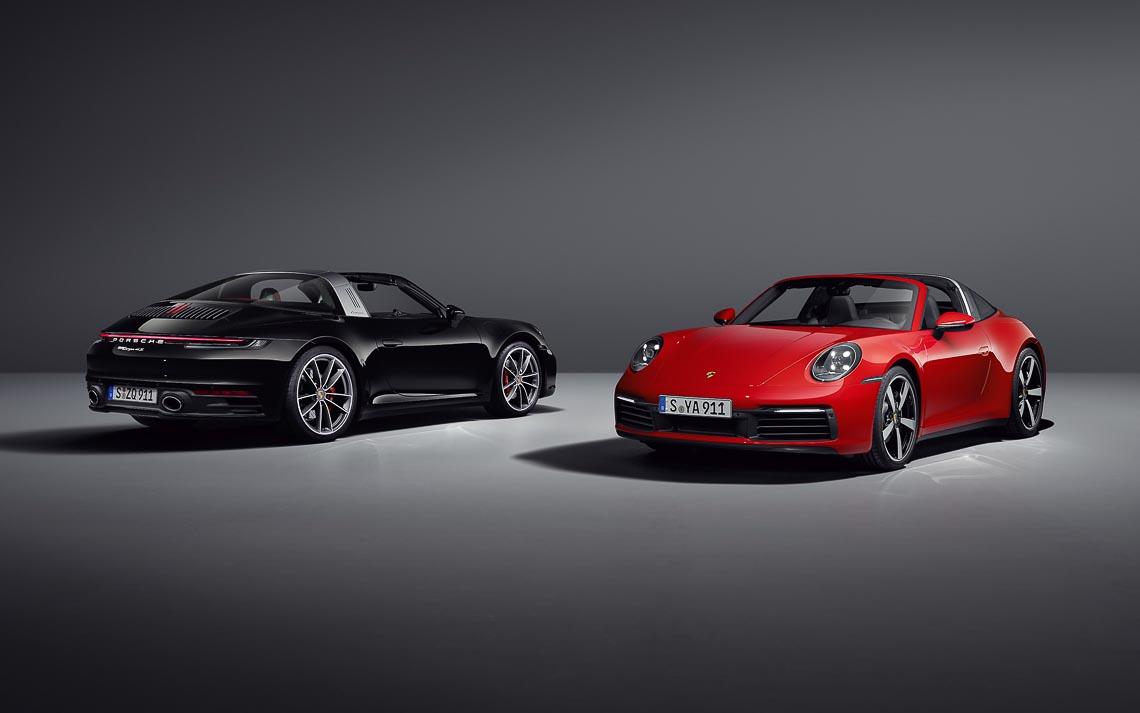 Porsche 911 Targa mới - Biểu tượng phong cách của dòng xe 911 bước vào thế hệ thứ 8 - 3