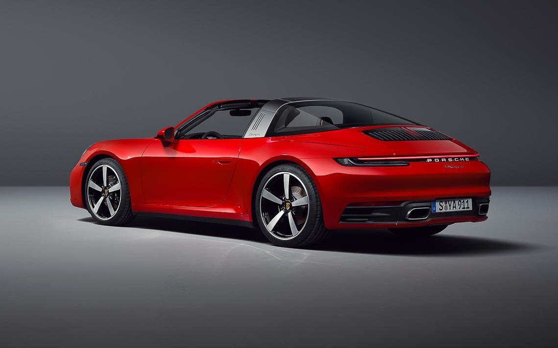 Porsche 911 Targa mới - Biểu tượng phong cách của dòng xe 911 bước vào thế hệ thứ 8 - 5