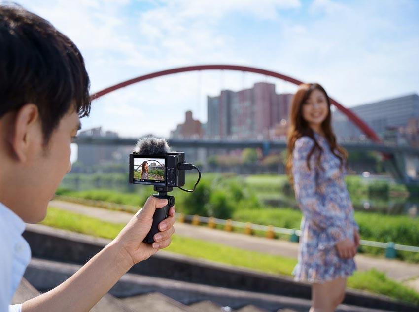 Sony giới thiệu camera nhỏ gọn ZV-1 dành cho nhà sáng tạo video - 2