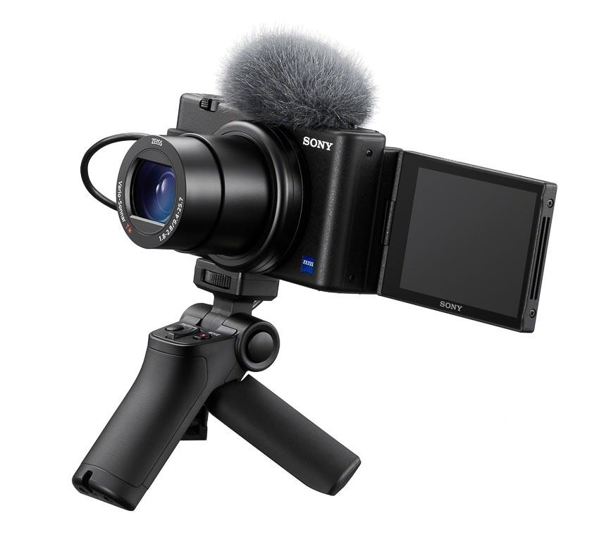 Sony giới thiệu camera nhỏ gọn ZV-1 dành cho nhà sáng tạo video - 3
