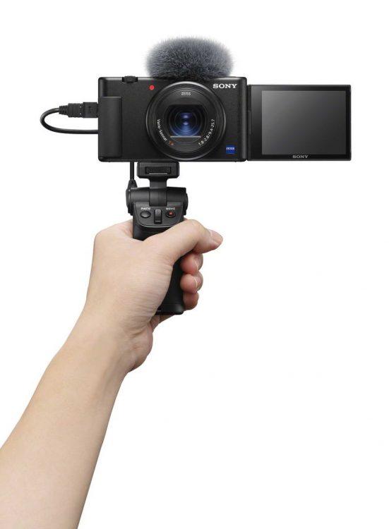 Sony giới thiệu camera nhỏ gọn ZV-1 dành cho nhà sáng tạo video - 5