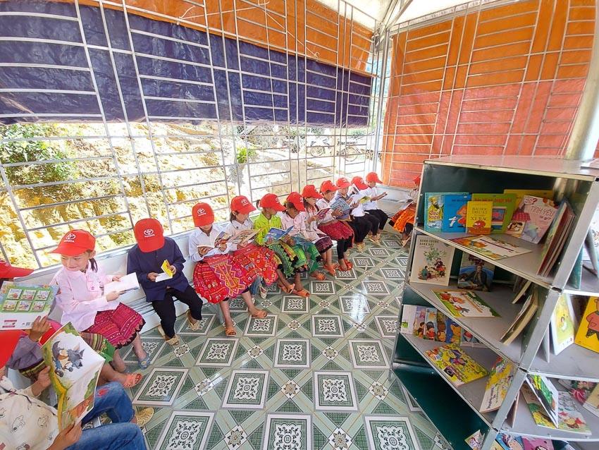 Quỹ Toyota Việt Nam hỗ trợ xây dựng điểm trường cho trẻ em vùng cao - 2