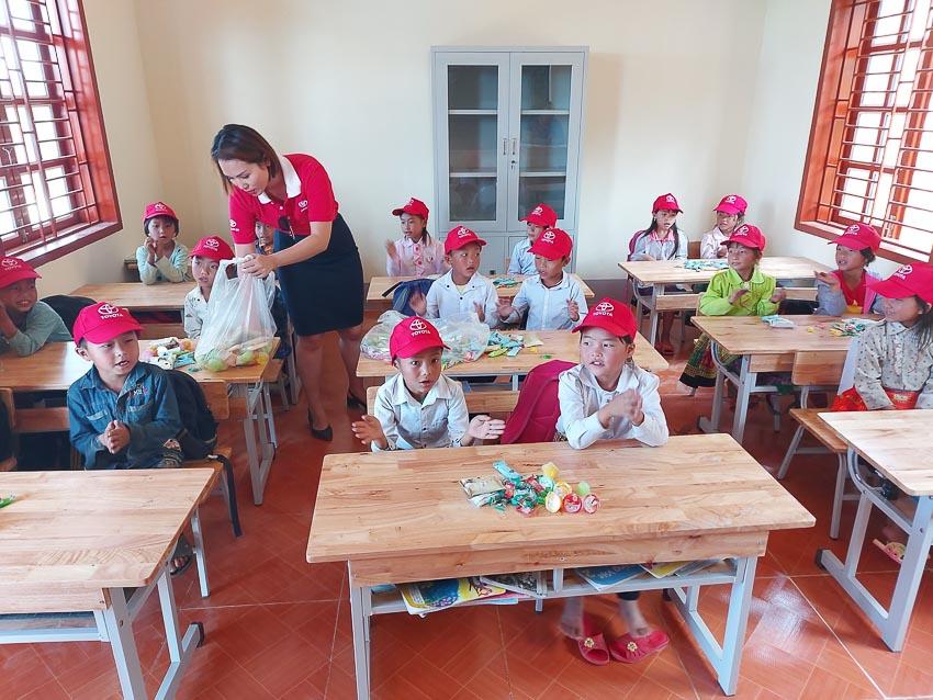 Quỹ Toyota Việt Nam hỗ trợ xây dựng điểm trường cho trẻ em vùng cao - 3